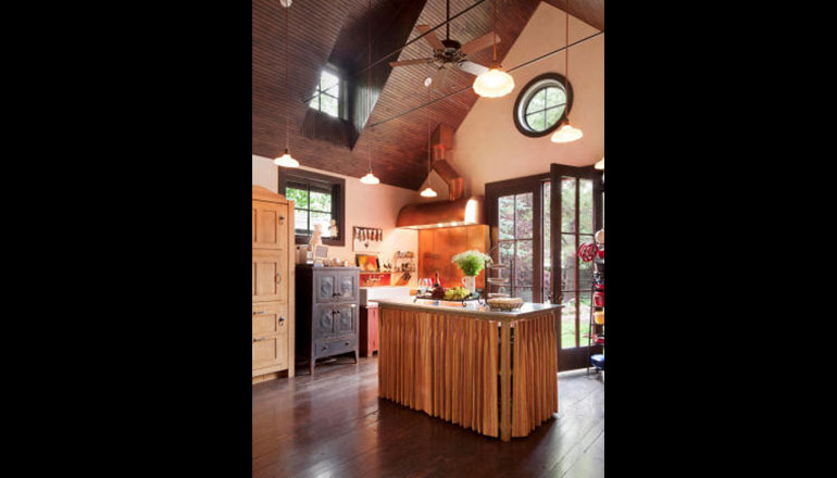 view of custom home interior